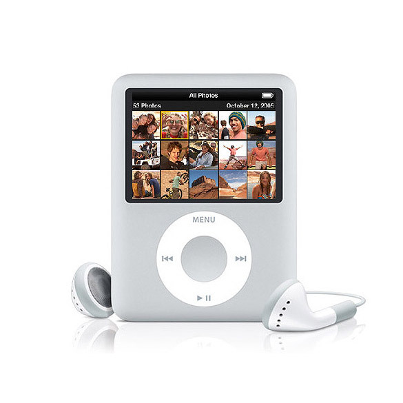 Amazoncom Apple MC297LLA iPod Classic MP3MP4 Player