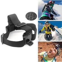 Buy 2015 Head Strap gopro Action sj cam Camera Gopro Hero 4 Go Pro sport cameras 3 Xiao mi Yi SJCAM SJ4000/SJ5000/SJ6000 Accessories for $2.45 in AliExpress store