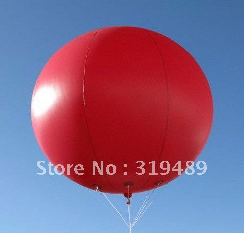ON SALE Hot 6.7ft Diameter Advertising Helium sky Balloon for Events/FREE Shipping(China (Mainland))