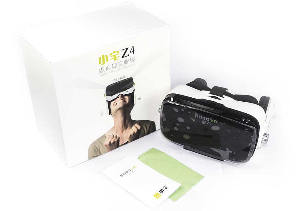 Image result for Original Virtual Reality Z4 Gear