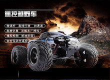 Buy RC Car 9115 car 2.4G 1:12 1/12 Scale 40KM+ RC RTR Brushed Monster Truck Off-road Car for $49.98 in AliExpress store