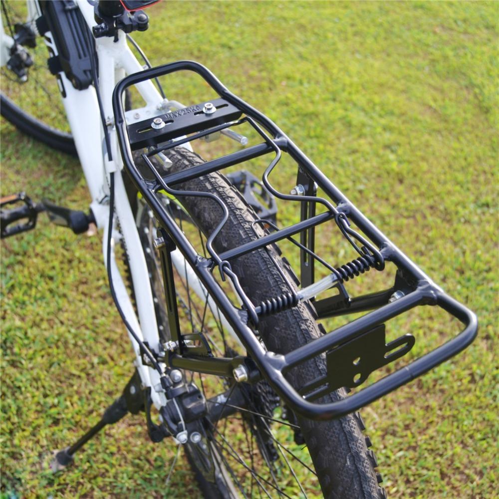 25KG Capacity Bicycle Rack Luggage Cargo Bike Rack Soporte Bicicleta Accessories Mountain Road Bike Rear Rack Install Component(China (Mainland))