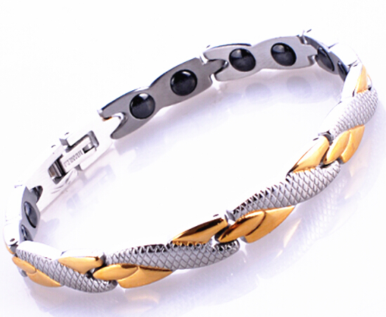 Free Shipping! 4 In 1 women ion magnet health energy bangle bracelet with magnetic health benifits(China (Mainland))