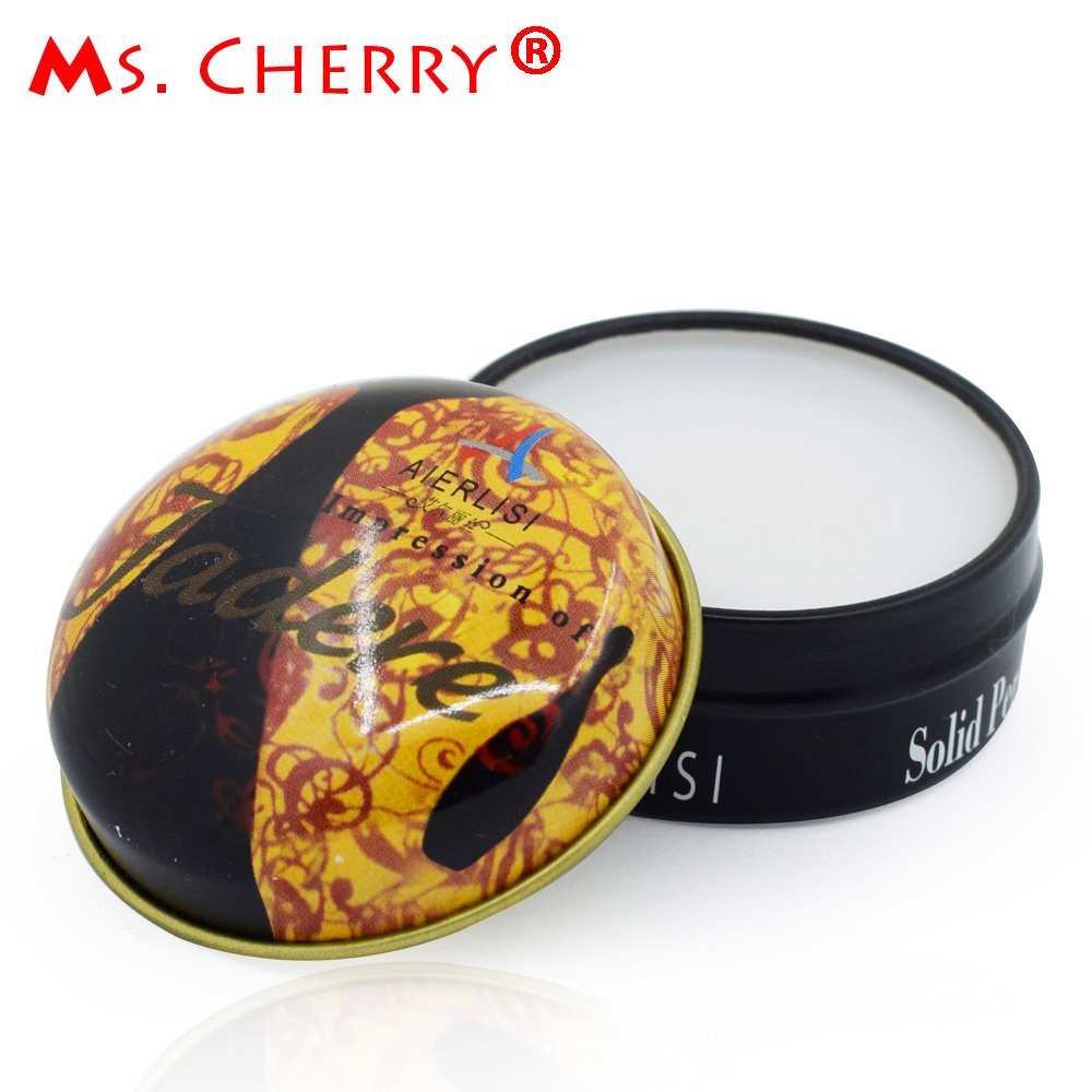 Portable Solid Perfume 15ml for Men Women Original Deodorant Non-alcoholic Fragrance Cream MH011-23(China (Mainland))