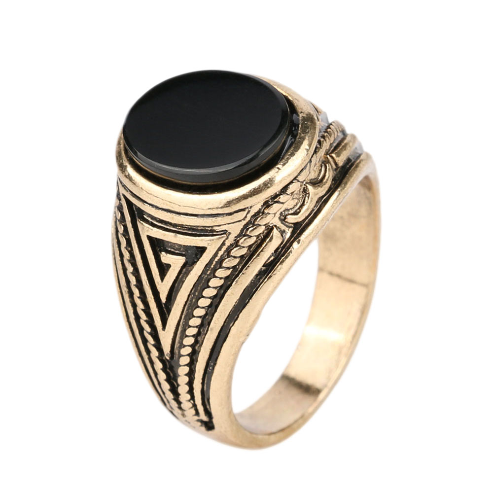 jewelry wholesale lot black ring 18k gold engagement mens rings