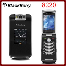 8220 Original Unlocked Blackberry Pearl Flip 8220 Bluetooth WIFI Smartphone Without Polish & Russian language Free Shipping(China (Mainland))
