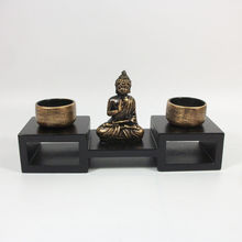 2015 HOT Sale NEW style The Buddha scented candle Buddhist supplies crafts(China (Mainland))