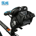 ROSWHEEL DRY Bike Bicycle Cycling Bags Panniers Full Waterproof PVC Accessories Rear Tail Saddle Bags for