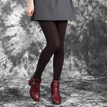 1pc High Quality 2014 Women's Leggings winter Thick Warm Slim Stretch Footless Leggings Pants(China (Mainland))