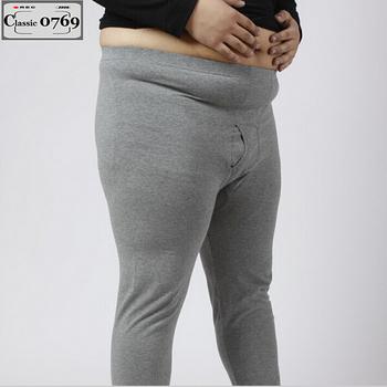 2016 дешевый новый мужская г-н мода сексуальный спорт мужской большой Большой размер хлопок толстая линия брюки основной шерстяной брюки 5XL