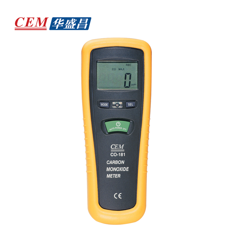 2016 Real Gas Analyser Detector Oxygen Analyzer A Manufacturers Selling Portable Carbon Monoxide For Industrial Alarm Co-181 Co(China (Mainland))
