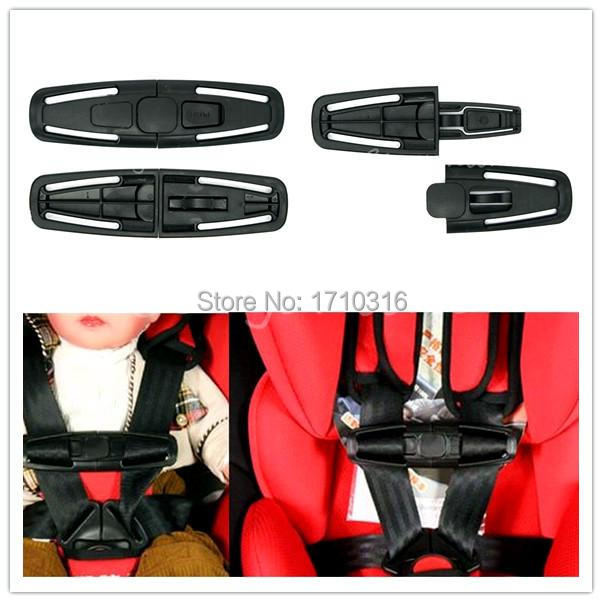 New Arrival Car Baby Child Safety Seat Strap Belt Harness Chest Clip Buckle Latch Nylon PA66