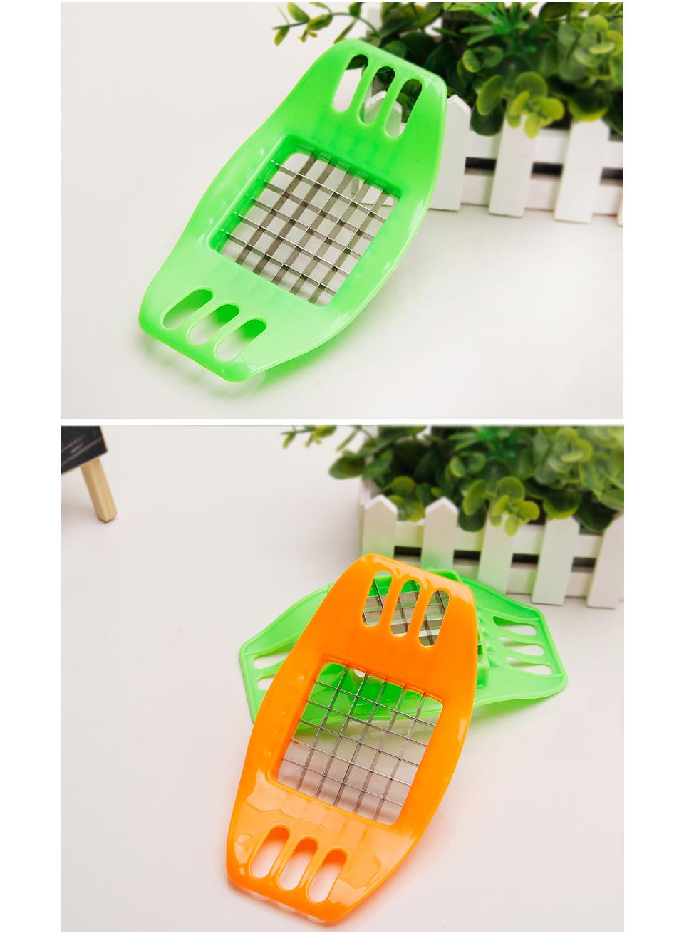 Stainless Steel Vegetable and Potato Slicer