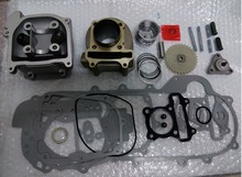 100cc Big Bore Performance Kit GY6 50cc 139QMB Chinese Scooter Parts 50mm Bore(China (Mainland))