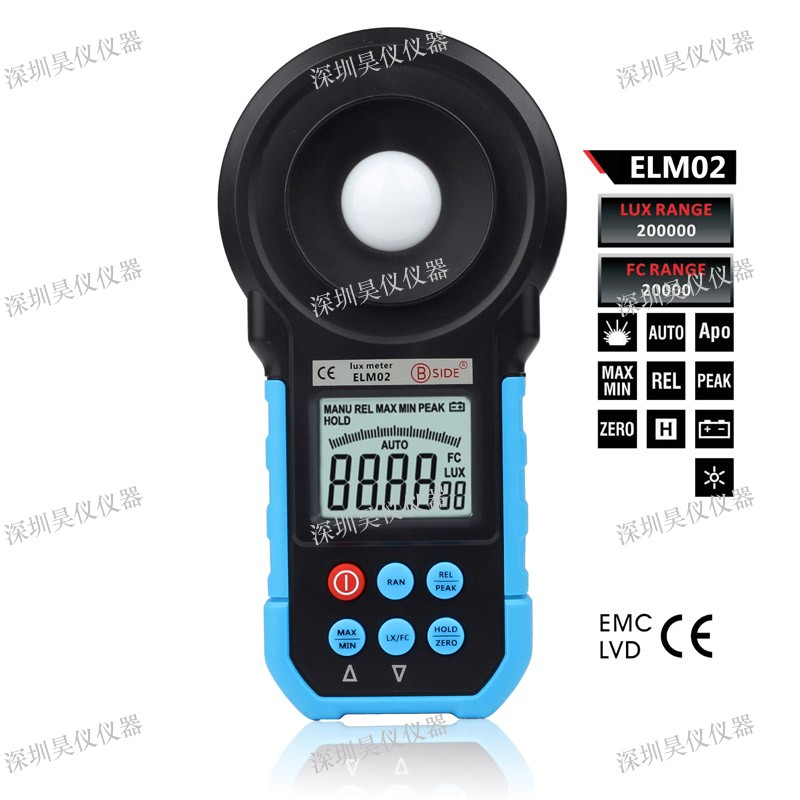 Fluke Esr Meter : Fluke medidor de luz compra lotes baratos