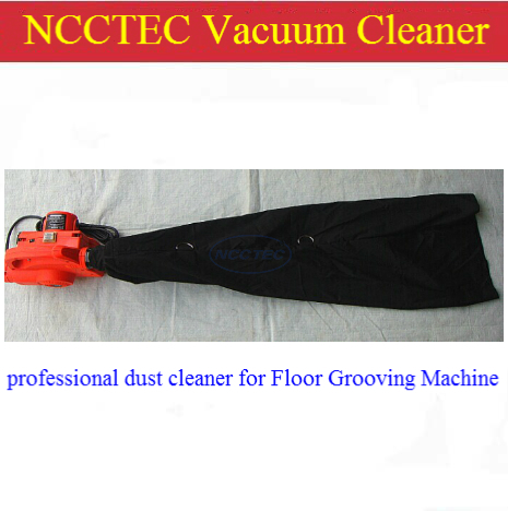 portable backpack vacuum cleaner dust suction collection tool special for floor grooving machine slotting cutting machine(China (Mainland))