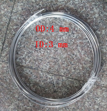 4x0.5mm Stainless Steel Coil Gas pipe experiment tube 2 meters(China (Mainland))