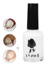 Manicure skin care cream ,finger skin protected nail liquid palisade ,skin liquid gel for the stamp ,gel polish,nail polish.(China (Mainland))