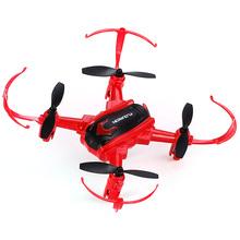 Ankunft Floureon mini drone H101 Headless Modus 2,4 GHz 4CH 6 Achsen-gyro RC Quadcopter 3D Rückenflug rc hubschrauber(China (Mainland))