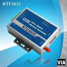 RTU5025 Free Shipping GSM Gate Opener,Door opener, cell switch, remote switch on off by mobile phone(China (Mainland))