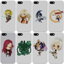 Buy kawaii lol hero League Legends Black Plastic Case Cover Shell iPhone Apple 4 4s 5 5s SE 5c 6 6s 7 Plus for $1.49 in AliExpress store