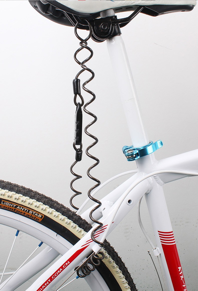 bicycle mini lock