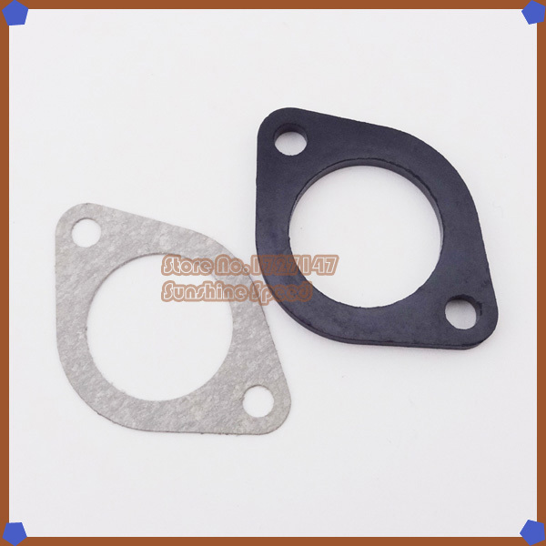 30mm Carb Carburetor Manifold Intake Pipe Isolator Gasket for 150cc 160cc 250cc Pit Dirt Bike Quad ATV Buggy Go Kart Motorcycle(China (Mainland))