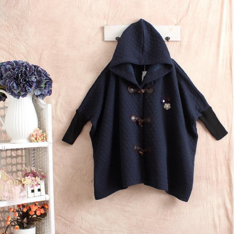 poncho manteau motif promotion achetez des poncho manteau motif promotionnels sur. Black Bedroom Furniture Sets. Home Design Ideas