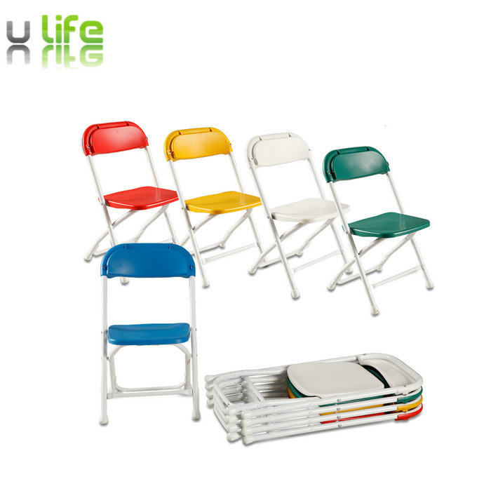 nice colorful cute plastic folding kids chair children chairs 2pcs packing(China (Mainland))