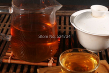 Hot Sale Black Tea Flavor 350g Pu er Puerh Tea Chinese Mini Yunnan Puer Tea Gift