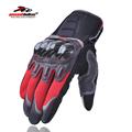 Madbike touch screen motorcycle gloves motos motocross luvas motorbike moto atv guantes motocicleta carbon protection M