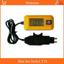 New Auto fuses tester/detector,car fuse tester 0.01A--19.99A,Great auto tool,Auto Electric current tester (Not include battery)(China (Mainland))