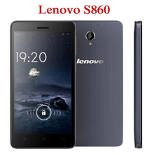 ZK3 Lenovo S860 MTK6582 Original 5.3″ Cell Phones Quad Core Android 4.2 1GB+16GB RAM IPS 1280×720 WCDMA Dual SIM 4000mAh Battery