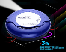 Robot Vacuum Cleaner household mute automatic Multifunction Intelligent sweeping machine (Sweep,Vacuum,Mop,Sterilize) Schedule(China (Mainland))