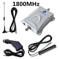 GSM 3G LTE 4G PCS 1800MHz Mobile Phone Signal Booster Amplifier Kit For Car Use Free
