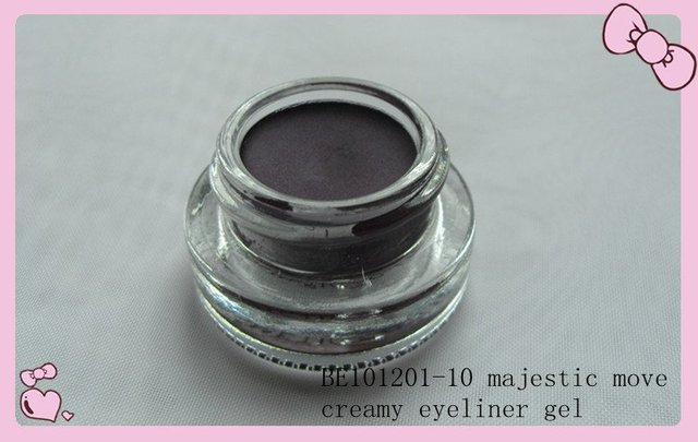 Eyeliner gel BE101201-10 ;60pcs/lot ;Free shipping