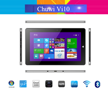 10.6 inch Chuwi Vi10 Dual OS Tablet PC Inter Z3736F Quad Core 2.16GHz windows 8.1 Android 4.4 1366x768 2GB RAM 32GB/64GB HDMI(China (Mainland))