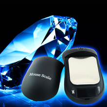 Buy Hot !!! 200g 0.01g Portable Digital Scale Mouse jewelry scale 0.01 gram Precision for $11.96 in AliExpress store