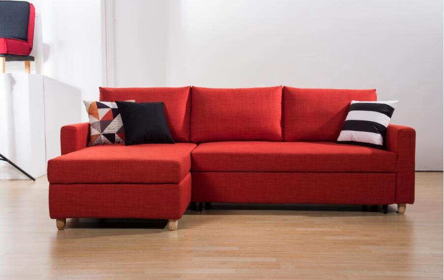 lederen slaapbank promotie winkel voor promoties lederen slaapbank op. Black Bedroom Furniture Sets. Home Design Ideas