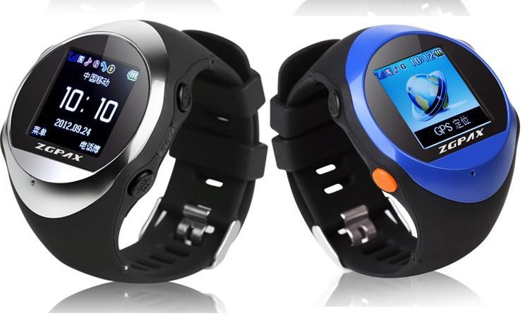 ถูก เด็กGPS trackerนาฬิกาS88ดูสมาร์ทที่มีจีพีเอสติดตามซิมการ์ด/ระยะเวลาติดตามตำแหน่งมือถือโทรศัพท์android