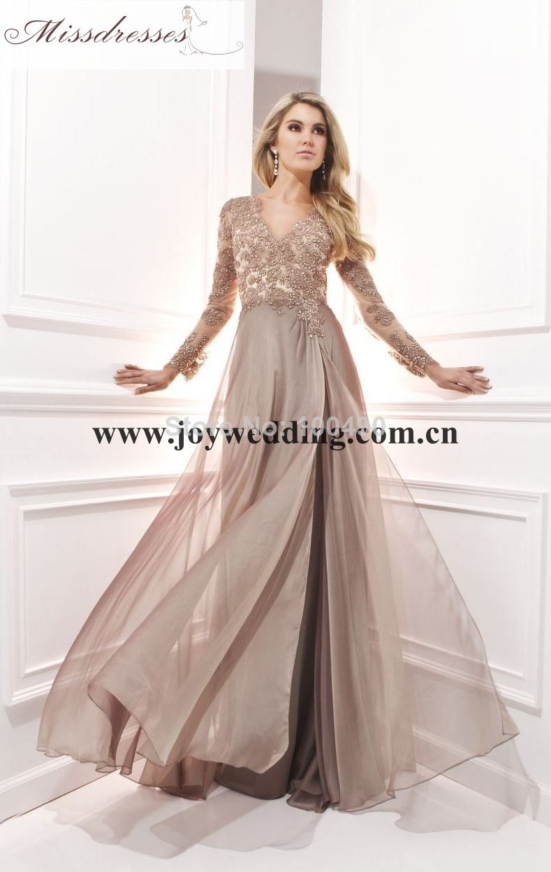 occasion dresses sleeves