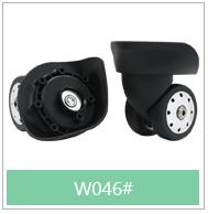Penggantian Kualitas Tinggi Telescopic Koper Menangani, Perbaikan Hardware Koper bracing, bagasi bagian menangani