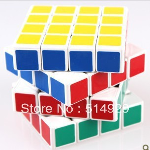 High quality brand new New 4x4 Magic Cube Toy Game Gift with Freeshipping for the children man woman novelty items(China (Mainland))