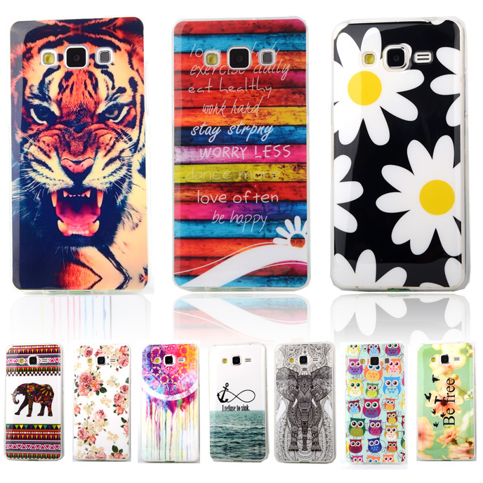 """Owl Tower Flag TPU Silicone Soft Case For Samsung Galaxy A3 A3000 A300 4.5"""" Back Skin Cover Cell Phone Protect ShockProof Bag(China (Mainland))"""