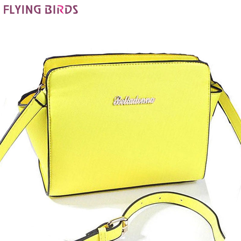 Гаджет  Flying birds! 2014 new arrive women messenger bags women shoulder school style Bag leather handbag pouch free shipping LS3583 None Камера и Сумки