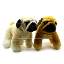 Buy High Shar Pei Dog Stuffed Animals Plush Toys Doll TY Big Eyes Stuffed & Plush Animal Dog Toy Kids Gift Free for $8.90 in AliExpress store