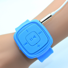 High Quality Mini Watches Mp3 Player With TF Card Slot Electronic Products sports mini MP3 Music (No include Memory card)(China (Mainland))