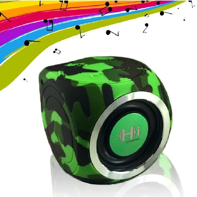 IPX7 Waterproof Bluetooth Wireless Speaker Anti-drop Portable Handsfree Bluetooth Speaker  For Iphone Samsung Ipod(China (Mainland))