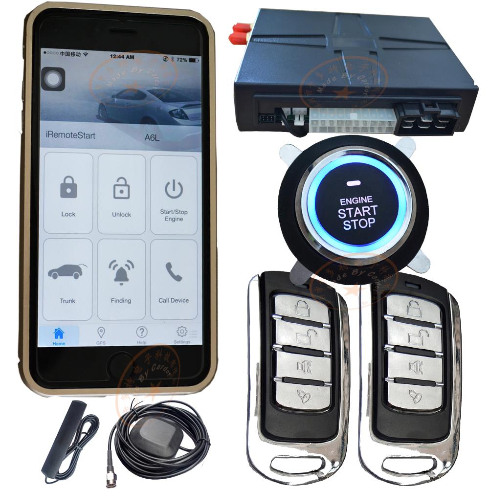 cardot gsm car alarm with gps tracker rfid alarm system. Black Bedroom Furniture Sets. Home Design Ideas