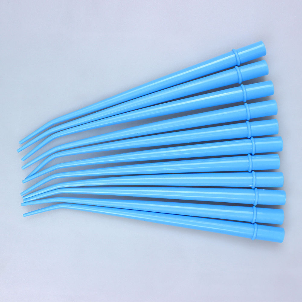 25 Pcs 1/16 Inch Curved Tips Sterilized Surgical Aspirator Dental Saliva Ejector(China (Mainland))